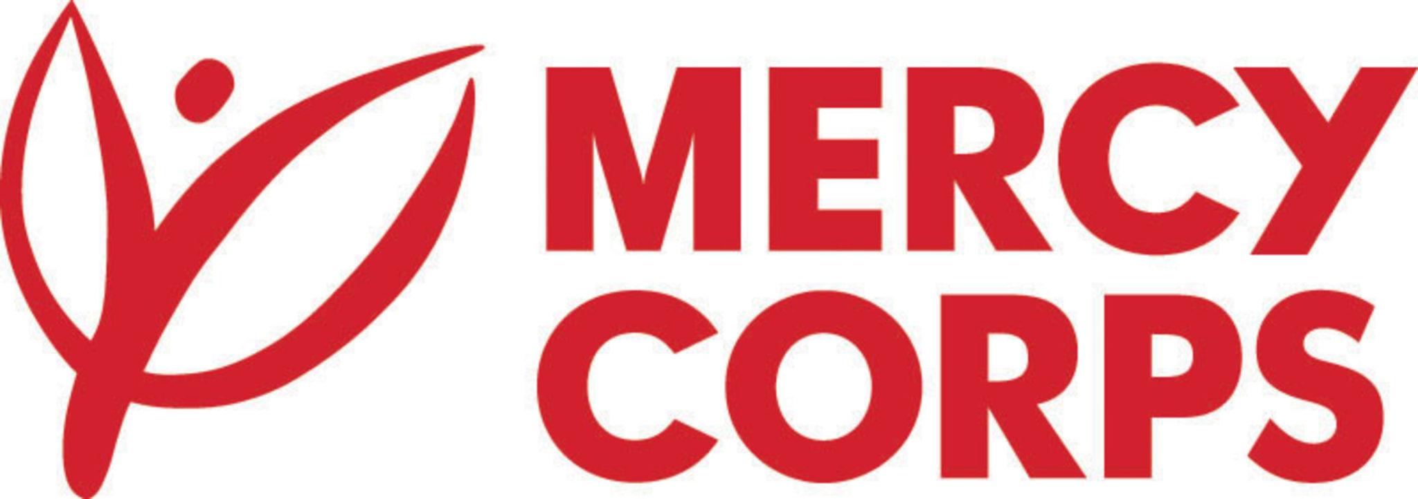 Mercy Corps logo.  (PRNewsFoto/Mercy Corps)
